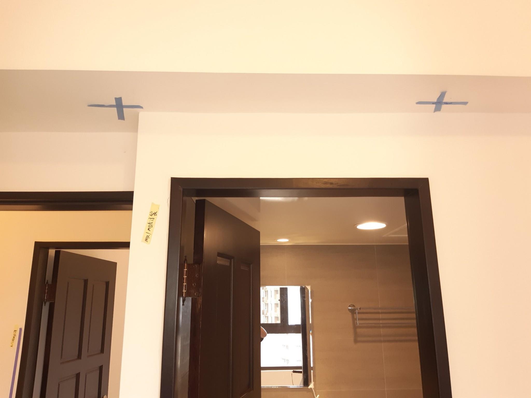 牆面施工品質檢查