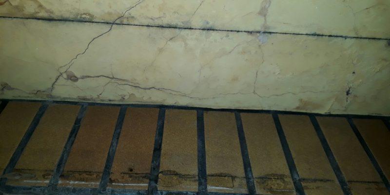 中古屋驗屋 天花板嚴重龜裂 宏遠驗屋