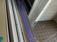 窗框防滲水功能檢查