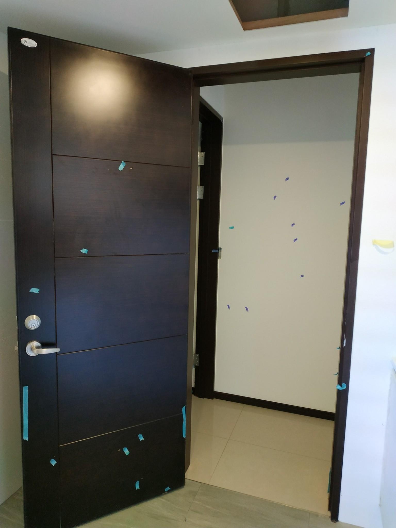 室內門功能及品質檢查