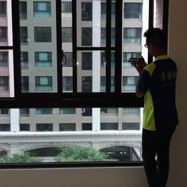 窗戶開啟功能檢查