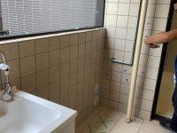 牆壁地坪磁磚施工品質檢查