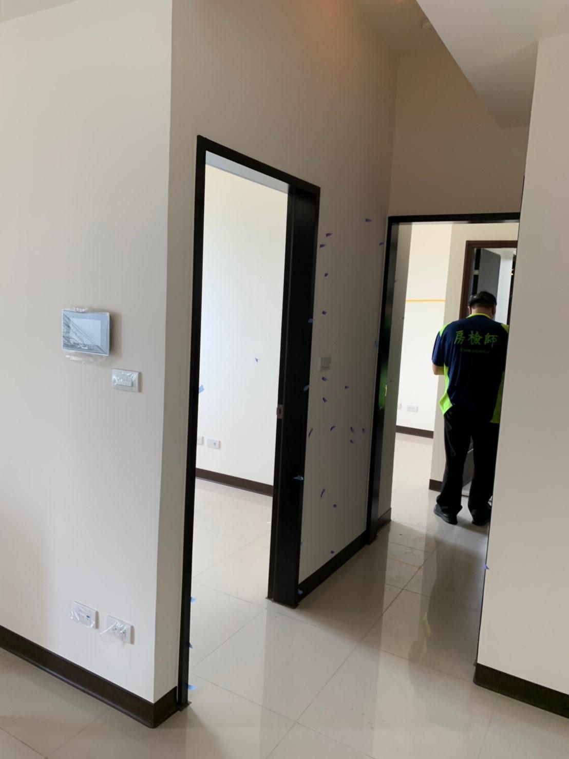 牆壁施工品質檢查