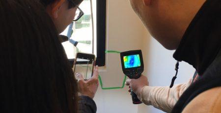 熱顯像儀檢測